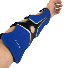 Archery 4-Strap Armguard Outdoor Hunting Quick Release Arm Protection Blue