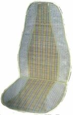 Schienale universale Summer fresco ergonomico rilassante in paper e bamboo beige