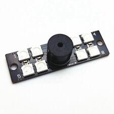 WS2812B LED Bar with 5V Buzzer Für FPV Naze32 F3 F4 RC Drone GE