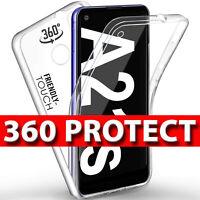 For Samsung Galaxy A21s A51 A71 A10 A41 A20E Case Cover Clear Screen Protector