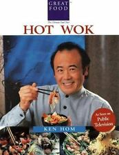 HOT WOK AS SEEN ON PUBLIC TELEVISION  RETAIL $22.95