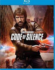 Code of Silence (2012, Blu-ray NEW)