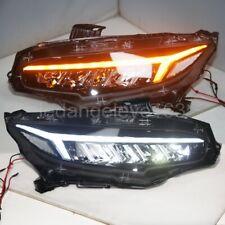 2015-2018 year For HONDA Civic LED headlights dynamic LED turning light LD