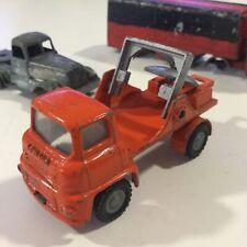 Budgie Diecast #310 Orange Leyland Cement Mixer Truck 1:43 Parts Restore England
