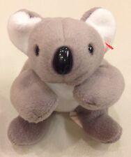 "TY~Beanie Babies~7"" Mel The Australian Koala Bear~Tush Tag Only~1996~Retired"