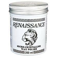 RENAISSANCE MICRO CRYSTALLINE WAX POLISH 200ml