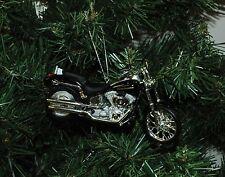 Harley Davidson 2000 FXSTD Softail Deuce Christmas Ornament