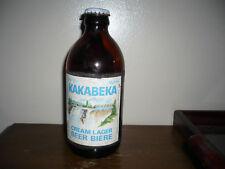 Doran's Kakabeka Cream Lager Stubby Beer Bottle - Doran's Brewing Canada