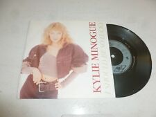 "KYLIE - I Should Be So Lucky - Deleted 1987 2-track UK PWL 7"" Vinyl Single"