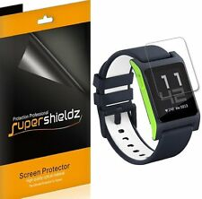 6X Supershieldz HD Clear Screen Protector Saver For Pebble 2