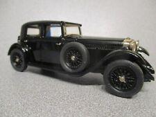 LANSDOWNE Models 1:43  LDM.75 1930 BENTLEY 8 Litre MULLINER  Black Coachwork