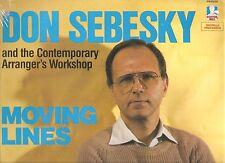 DON SEBESKY /Contemporary Arranger's Wrk~LP SEALED~jazz Eddie Daniels Kitt Moran