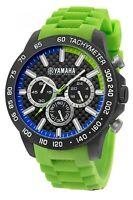 NEW TW Steel Yamaha Factory Racing Men's Chronograph Quartz Watch - Y118