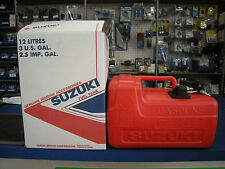 SUZUKI OUTBOARD PLASTIC FUEL TANK - 3 GAL 65000-99J01