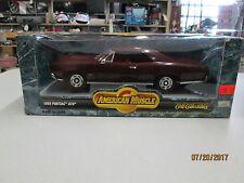 ERTL American Muscle 1:18 Scale Die Cast 1966 Pontiac GTO.