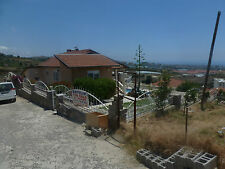 Villa mit Pool in der Türkei  Alanya / Mahmutlar mit Meer- und Burgblick