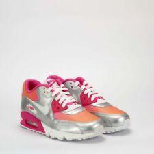 Baskets décontractées roses Nike pour fille