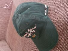 2019 MASTERS GOLD GOLF HAT AUGUSTA NATIONAL GOLF CLUB SLOUCH CAP NEW