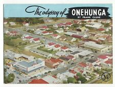 OLD BOOKLET The Odyssey of Onehunga  by Frank Clune nd. c 1950's  NZ