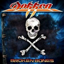 Dokken-Broken Bones [Ltd. CD + DVD]