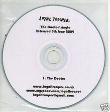 (407Q) Loyal Trooper, The Doctor - DJ CD