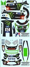 Colorado Decals 1/24 FORD FIESTA RS WRC #21 CHRIS ATKINSON MEXICO 2012
