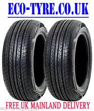 2X Tyres 165 70 R14 81T Hifly HF201 F C 71dB