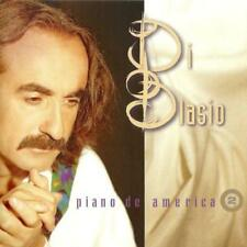 DI BLASIO - Piano de America 2 (CD 1994) USA Import EXC Latin Classical Pop