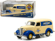 CHEVROLET PARTS 1939 Chevy Panel Delivery Truck Die-cast 1:24 Greenlight 8 inch