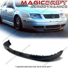 For 99-05 Volkswagen VW Jetta MK4 GLI Style Front Bumper Lip Body Kit VIP DTM