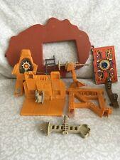 MOTU He-Man Vintage Castle Grayskull Parts