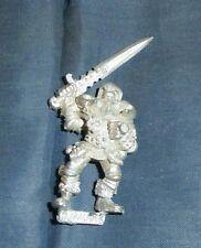 Citadel CHAOS  WARRIOR MARAUDER Warhammer Fantasy  WFB  DATED 1988