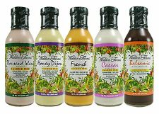 Walden Farms Calorie Free Salad Dressing Variety Pack - 12oz (Pack of 5)