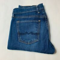 Lucky Brand Jeans Womens Size 4 27 Ankle Sweet N Straight Stretch
