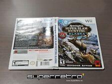 Remington Super Slam Hunting Alaska (Nintendo Wii)