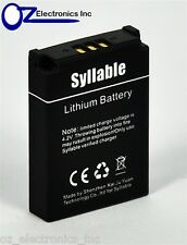 Spare battery for Syllable G08 Headphones Rechargable Lithium Brand New