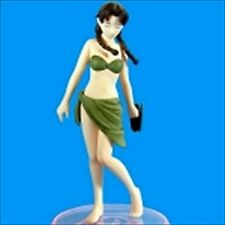Naruto Shippuden Ninja Tenten Premium Heroines Green Swim Wear Figure Megahouse