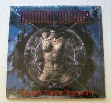 DIMMU BORGIR puritanical euphoric misanthropia 2LP FACTORY SEALED FIRST PRESS