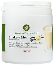 SHAKE-A-MEAL VANILLA FLAVOUR -  dairy-free and gluten-free - 300g