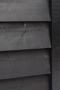 Black Featheredge/Cladding Barn, sheds / feather edge / weatherboard