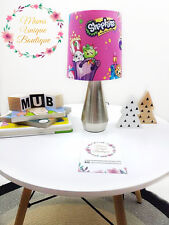 Pink Shopkins Lamp Baby Children Nursery Table Lamp Night Light Touch Lamp