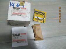 Yamaha RD125B piston kit 0.75 ,NEW 466-11630-30