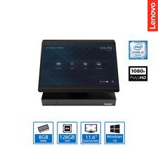 "Lenovo ThinkSmart HUB500 All-in-One PC i5-7500 8GB 128GB SSD 11.6"" FHD Touch W10"