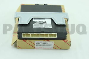 8966126A70 Genuine Toyota COMPUTER, ENGINE CONTROL 89661-26A70