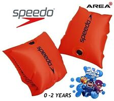 Speedo Sea Squad Armbands 0 - 2 Years, Children'S Pool Floaties, Swimming Arm Ba