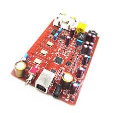 Original XMOS+ PCM5102 + TDA1308 USB DAC 384KHZ/32bit YJ Encoder Board