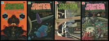 Starstream Comic Set 1-2-3-4 feat The Thing from Another World - Who Goes There?