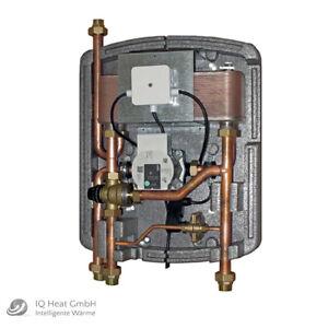 Frischwasserstation F1-20 Thermostatisch geregelt leistungsstark Kompakte Bauart