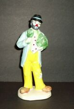 Flambro Emmett Kelly Jr Collection Clown Cabbage