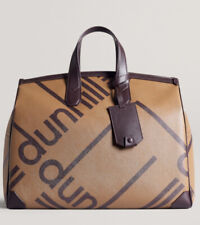 Dunhill Bag 100% Leather Weekender BNWT Stunning Bag RRP £2050